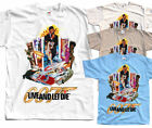 James Bond: Live and Let Die V1, movie 1973, T-Shirt (WHITE) All sizes S to 5XL $27.2 AUD on eBay
