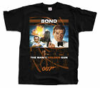 James Bond: The Man with the Golden Gun V1, T-Shirt (BLACK) All sizes S to 5XL $23.58 CAD on eBay