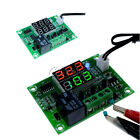 Digital DC 12V Dual LED Cycle Timing Delay Clock Controller Timer Relay Module