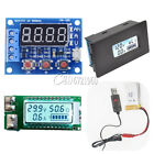 18650/26650 Li-ion Lithium Battery ZB2L3 Tester LCD Meter Voltage Capacity