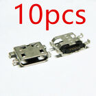 """10 X New Micro USB Charging Port Charger Part For INSIGNIA 7.85""""   8""""  10.1''"""