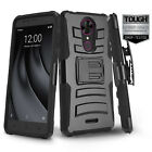 for T-MOBILE REVVL PLUS (6 INCH), [Refined Series] Phone Case Cover & Holster