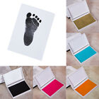 Внешний вид - Baby Safe Inkless Touch Footprint Handprint Ink Pad Non Toxic Commemorate