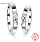 Silver 925 Rings Valentine 's Day Gift Couple Love Gift Mother Woman man