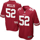 San Francisco 49ers Nike NFL #52 Patrick Willis Red Men's Limited Home Jersey