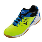 Victor Unisex Badminton Shoes Yellow Blue Racket Racquet Shuttlecock SH-A170GF