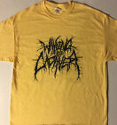 WAKING THE CADAVER T Shirt Brutal Death Metal Disconformity Small - XL FREE SHIP