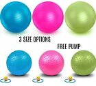 ANTIBURST BALL GYM EXERCISE SWISS YOGA FITNESS PREGNANCY BIRTHING 55CM 65CM 75CM
