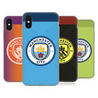 MANCHESTER CITY MAN CITY FC BADGE KIT 2016/17 GEL CASE FOR APPLE iPHONE PHONES
