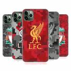 LIVERPOOL FC LFC DIGITAL CAMOUFLAGE SOFT GEL CASE FOR APPLE iPHONE PHONES