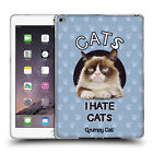 OFFICIAL GRUMPY CAT QUOTES SOFT GEL CASE FOR APPLE SAMSUNG TABLETS