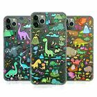 HEAD CASE DESIGNS PREHISTORIC PATTERNS SOFT GEL CASE FOR APPLE iPHONE PHONES