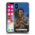 AMC THE WALKING DEAD FILTERED CHARACTERS SOFT GEL CASE FOR APPLE iPHONE PHONES