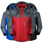 Men's Outdoor Sports Winter Jacket Mountaineering Travel Cotton Clothing Y722