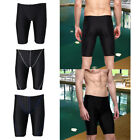 Mens Swim Training Sports Swimming Trunks Shorts Quick Dry & Breathable