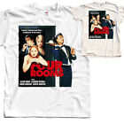 Four Rooms V3, movie poster, T SHIRT KHAKI WHITE all sizes S to 5XL