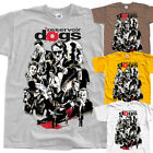 Reservoir dogs V4, Quentin Tarantino 1992, T-Shirt (WHITE) All sizes S to 5XL