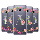 HEAD CASE DESIGNS DECORATIVE INITIALS SOFT GEL CASE FOR SAMSUNG PHONES 1