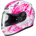 HJC CL-17 Cosmos Full Face Helmet White/Pink