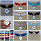 LOVE YOU DADDY DAY COLLAR, 16mm Velvet Ribbon Choker, 30 Colours, Choose Size :)