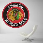 Chicago Blackhawks NHL Wall Decal Vinyl Decor Room Car Sticker Hockey Art J237 $26.95 USD on eBay