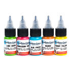 StarBrite Colors Glowing Neon Set 5 Colors Tattoo Ink