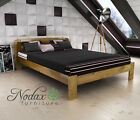 """*NODAX* Wooden Furniture Solid Pine King Size Bed/Select Underbed Storage -""""F4"""""""