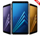 Samsung Galaxy A8 2018 Dual SM-A530F/DS (FACTORY UNLOCKED) 64GB Gray Gold Black
