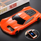 For iPhone 5 6S 7+ Cool 3D Racing Sports Car Phone Back Shockproof Case Cover