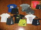 Nike 2 Piece T-Shirt & Shorts Outfit Set Boys 12M/ 2T/3T/4T/