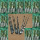 Lots 100 Industrial Overlock Sewing Machine Needles Dcx1 Dcx27 B27 81x1 Singer