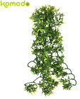 KOMODO REPTILE CROTON HANGING VINE PLANT VIVARIUM TANK DECORATION 3 SIZES