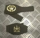 Genuine British Military OD Green Warrant Officer Wrist Strap WO1 or WO2