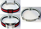 Dr-ion Resizable Negative Ion Wristband with Clasp (Dual Design)
