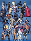 "Vintage Kenner 1990's Star Wars 3.75"" Figures - Power of the Force $5.28 USD"
