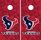 Houston Texans Cornhole Wrap NFL Game Skin Board Set Vinyl Decal Art CO80 on eBay