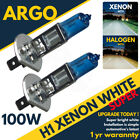 H1 100W Xenon HID Super White Effect 488 Headlight Fog Lamps Light Bulbs 12v
