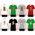 HEAD CASE DESIGNS DOUGHNUTS T-SHIRT FOR MEN