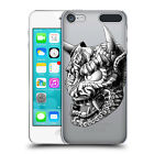 OFFICIAL BIOWORKZ ORNATE 4 HARD BACK CASE FOR APPLE iPOD TOUCH MP3