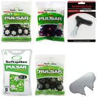 SoftSpikes Pulsar Golf Cleats 18 Pack -  Tour Lock Fast Twist Slim Tri Lok PINS