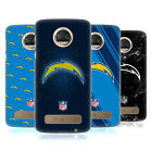 OFFICIAL NFL 2017/18 LOS ANGELES CHARGERS HARD BACK CASE FOR MOTOROLA PHONES 1
