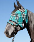 Kensington Web Trimmed Fly Mask without Ears
