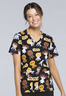 Tooniforms Disney Star Wars Scrub Top Good Guys TF625 SRGG V-Neck Cherokee Space $29.99 USD on eBay