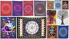 Внешний вид - Indian Wall Hanging Cotton Mandala Yoga Mat Tapestry Ethnic Table Cover Poster