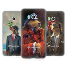 OFFICIAL LONELY DOG PORTRAITS SOFT GEL CASE FOR HTC PHONES 1