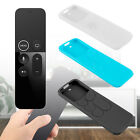 Silicone Protective Holder Case Cover For 4 Apple TV Remote Control Dust Cover