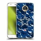 OFFICIAL NFL DALLAS COWBOYS LOGO SOFT GEL CASE FOR MOTOROLA PHONES
