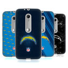 OFFICIAL NFL 2017/18 LOS ANGELES CHARGERS SOFT GEL CASE FOR MOTOROLA PHONES 2