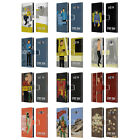 OFFICIAL STAR TREK ICONIC CHARACTERS TOS LEATHER BOOK CASE FOR SAMSUNG PHONES 3