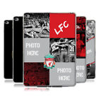 CUSTOM CUSTOMISED PERSONALISED LIVERPOOL FC GEL CASE FOR APPLE SAMSUNG TABLETS